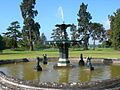 Fountain at Newbold Revel - geograph.org.uk - 444356.jpg