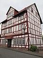 """Früheres Wirtshaus """"Pinke"""" (Vorderseite, von der Schildgasse aus) - Eschwege Schildgasse - panoramio.jpg"""