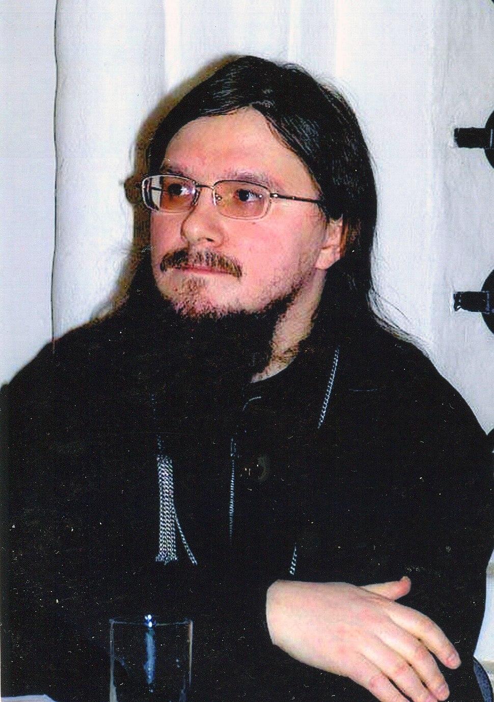 Fr Daniel Sysoev