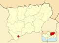Frailes municipality.png