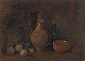 François Bonvin - Stilleven met vier vruchten, glas en aardewerk - SK-A-5034 - Rijksmuseum.jpg