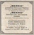Frankfurt-Bockenheim MERKO Karl Merkelbach Schuhmaschinenfabrik, Robert-Mayer-Straße 52.jpg