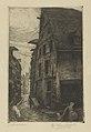 Frans Nackaerts - Pensstraat Leuven - Graphic work - Royal Library of Belgium - S.II 80096.jpg