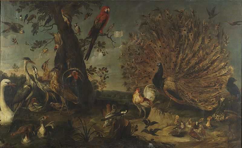 File:Frans Snyders (Attr.) - Concert of Birds.jpg