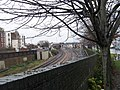 Fratton Station from Fratton Bridge-Portsmouth - geograph.org.uk - 1724386.jpg