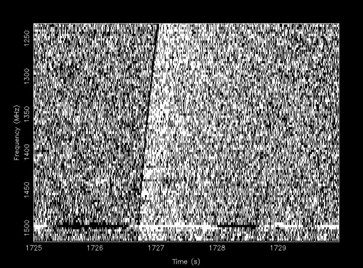 Fast radio burst - Wikipedia