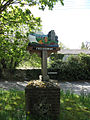 Freckenham village sign (geograph 2008433).jpg