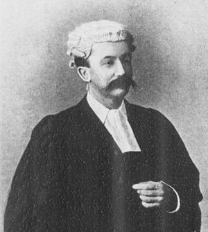 Frederic Weatherly - Weatherly in 1895