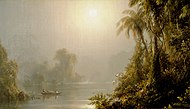 Frederick Edwin Church - Morning in the Tropics - Walters 37147.jpg