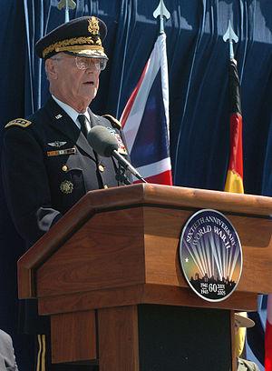Frederick Kroesen - Kroesen in 2005