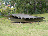 Fredericksburg pontoon model