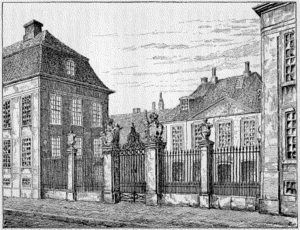 1757 in architecture - Frederiks Hospital (Copenhagen)