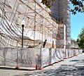 Fremantle town hall refurbishment January 2017 close.jpg