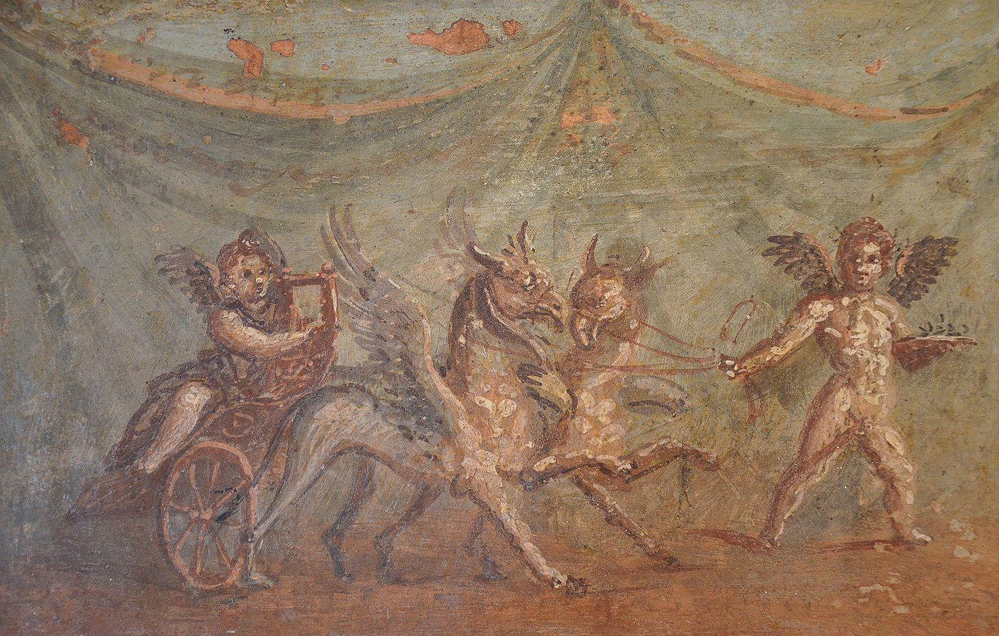 Dancing Cupids