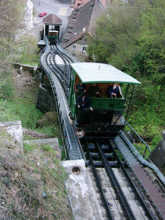 Die Wasserballastbahn 640px-Fribourg_funicular