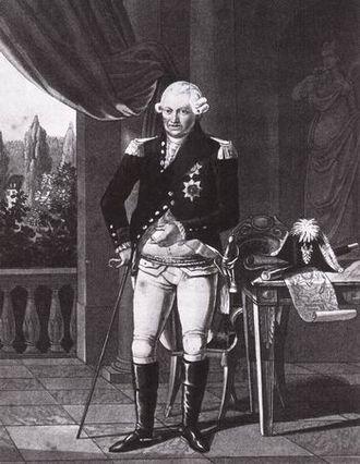 History of Baden-Württemberg - Duke Frederick II Eugene