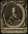 Friedrich Hoffmann II. Line engraving. Wellcome V0002815.jpg