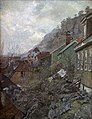 Frits Thaulow - Houses in Kragerø - NG.M.00859 - National Museum of Art, Architecture and Design.jpg