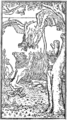 Frontispiece (detail) in Grimm's Household Tales (Edwardes, Bell).png