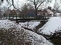 Fußgängerbrücke über den Paprika-Bach, 2019 Pesthidegkút-Ófalu.jpg