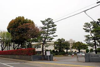 Fukui Prefectural Fujishima High School