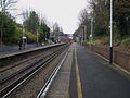 Fulwell station look east.JPG