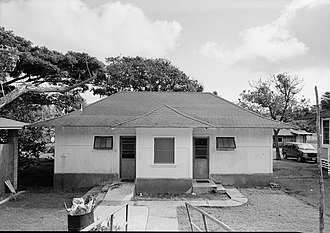 Kalaupapa Leprosy Settlement and National Historical Park - Fumigation Hall