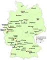 Fussball-Bundesliga Mannschaften je Ort in Deutschland 2016-2017.png