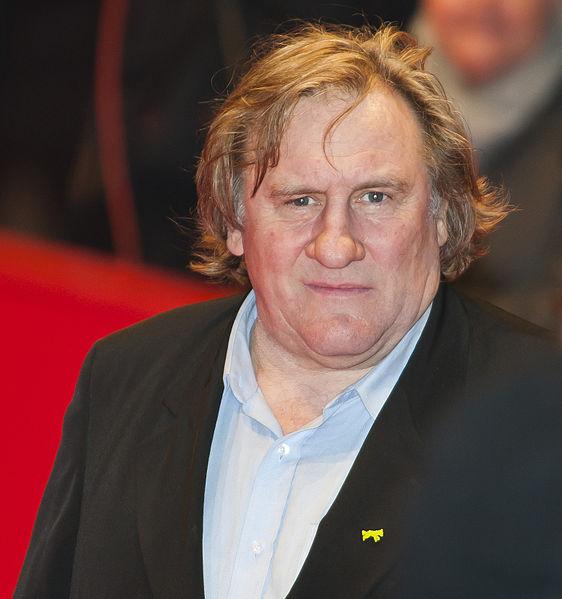 Gérard DEPARDIEU…