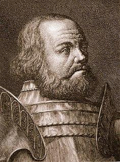 Götz von Berlichingen German feudal knight