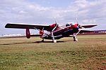 G-APRS Twin Pioneer AirAtlantique CVT aug 97 (24299120061).jpg