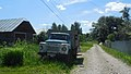 GAZ-52 or GAZ-53 in Zagornovo, Moscow Oblast, Russia.jpg
