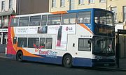 GX06 DXM (Stagecoach in the South Downs) in Worthing