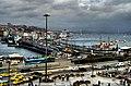 Galata Köprüsü -İstanbul (Hamdi restaurant balkonundan ) - panoramio.jpg