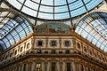 Galleria Vittorio Emanuele II - cupola 01.jpg