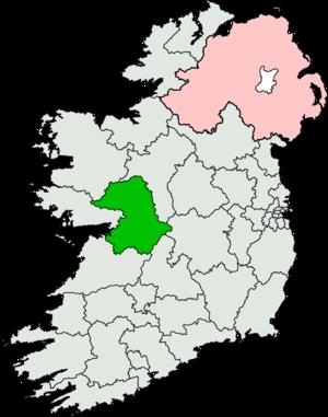 Galway East (Dáil Éireann constituency) - Image: Galway East (Dáil Éireann constituency)