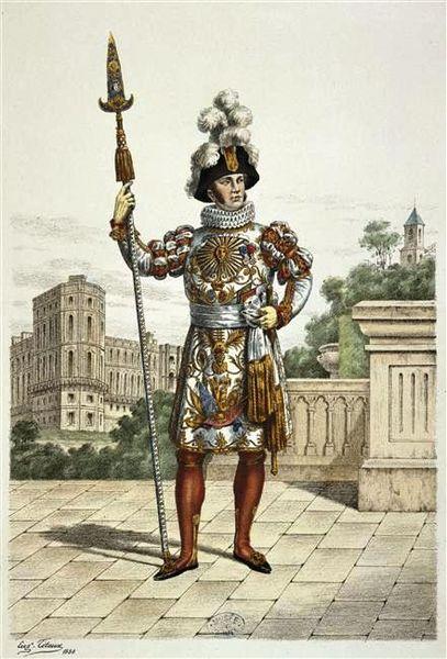 fichier gardes du corps du roi garde de la marche 1814 wikip dia. Black Bedroom Furniture Sets. Home Design Ideas