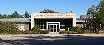 Garfield County Courthouse (Nebraska) from W.JPG