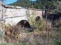 Garnett Creek Bridge on CA 29, postmile 39.08, Calistoga, CA 10-22-2011 3-50-20 PM.JPG