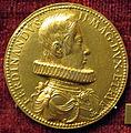 Gasparo mola, medaglia di ferdinando II de' medici (oro).JPG