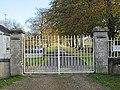 Gate and Avenue - geograph.org.uk - 2155274.jpg