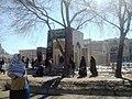 Gate of Mohseni school - panoramio.jpg