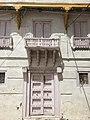 Gate of Navkhanda Parshvanath Old Jain Temple at Ghogha Bandar, Gujarat.jpg