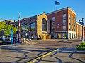 """Gebouw """"De Lichtfabriek"""" en City Hotel Gouda - Hoge Gouwe - Gouda (18095112094).jpg"""