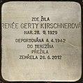 Gedenkstein für Renee Gerty Kirschnerova (Brno).jpg