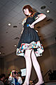 Geek Fashion Show 2013 - Carlyfornia - Keely Thompson (8845432006).jpg