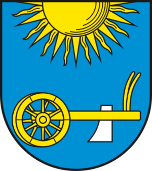 Gelting - Image: Gelting Wappen