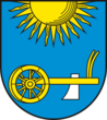 Coat of arms of Gelting