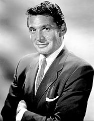 Gene Barry w 1959 roku