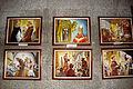 General Trias Church Paintings.JPG